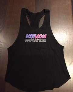 Footloose Performance Studios Relaxed Fit Tank